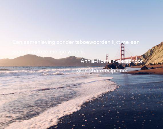 Citaten Annie Apa : Annie romein verschoor citaten aforismen citeert de