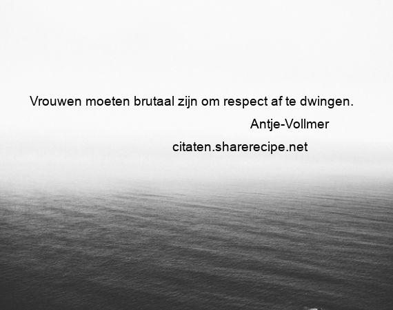 Citaten Respect : Antje vollmer citaten aforismen citeert de grote gedachten