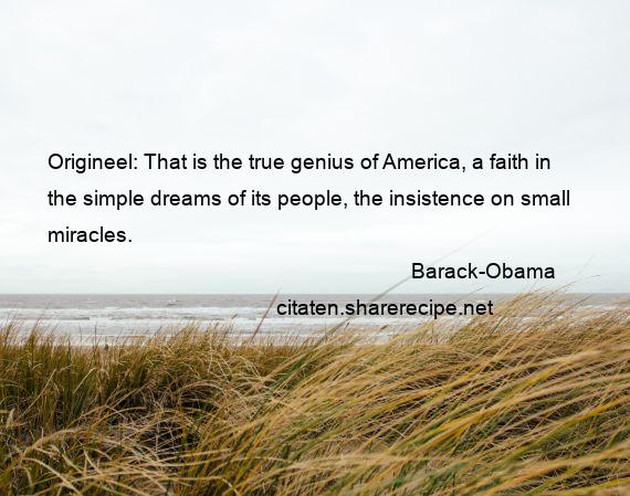 Bekende Citaten Obama : Barack obama citaten aforismen citeert de grote