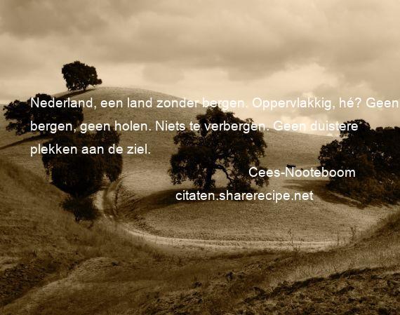 Rumi Citaten Nederlands : Cees nooteboom citaten aforismen citeert de grote