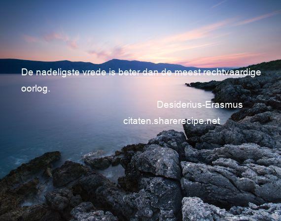 Citaten Natuur : Desiderius erasmus citaten aforismen citeert de grote