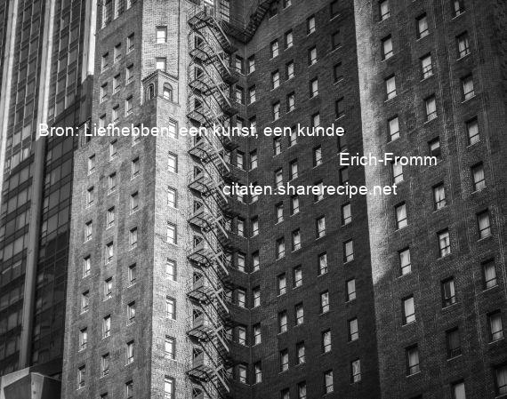 Citaten Rond Kunst : Erich fromm citaten aforismen citeert de grote