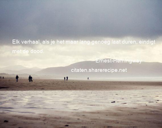 Citaten Hemingway : Ernest hemingway citaten aforismen citeert de grote gedachten