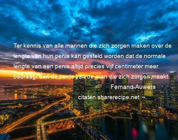 Citaten Over Mannen : Fernand auwera ter kennis van alle mannen die zich zorgen maken