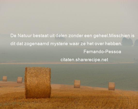 Citaten Uit De Natuur : Fernando pessoa citaten aforismen citeert de grote