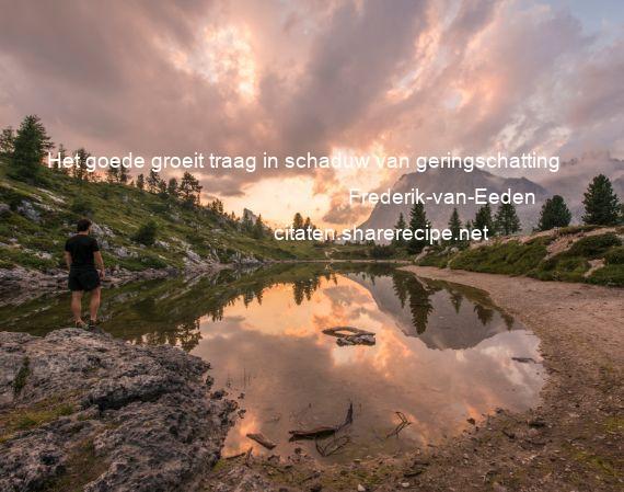 Citaten Over Sterven : Frederik van eeden citaten aforismen citeert de grote