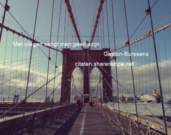 Citaten Tijd Net : Gaston burssens citaten aforismen citeert de grote