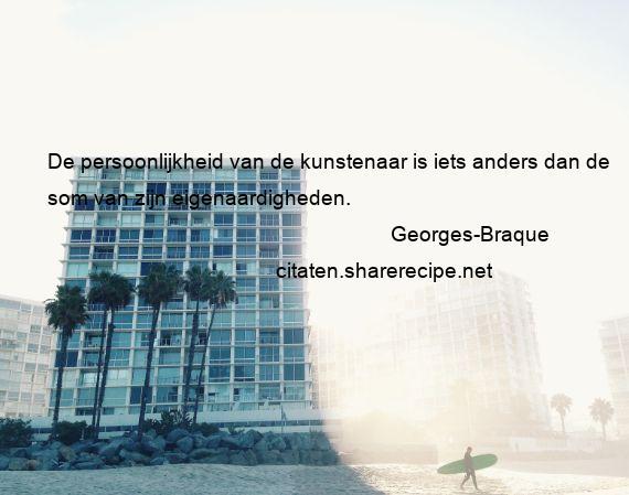 Citaten Democratie : Georges braque citaten aforismen citeert de grote