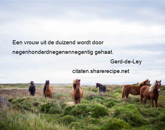 Citaten Uit De Zorg : Gerd de ley citaten aforismen citeert grote