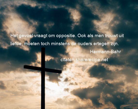 Citaten Over De Mens : Hermann bahr citaten aforismen citeert de grote gedachten