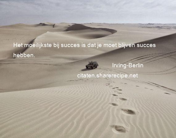 Bekende Citaten Over Success : Citaten over succes aforismen citeert de grote