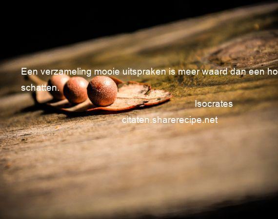 Citaten Over De Hoop : Isocrates citaten aforismen citeert de grote gedachten