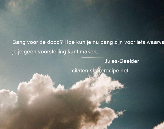Seneca Citaten Dood : Jules deelder citaten aforismen citeert de grote
