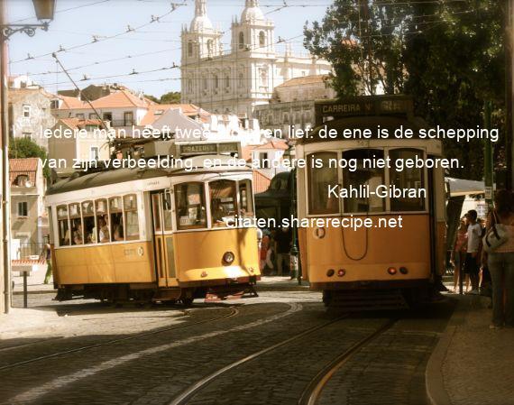 Citaten Kahlil Gibran : Kahlil gibran iedere man heeft twee vrouwen lief de ene