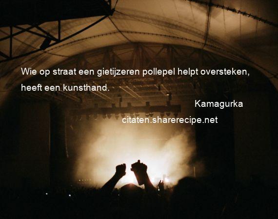 Citaten Rond Kunst : Kamagurka citaten aforismen citeert de grote gedachten