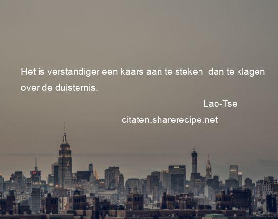 Citaten Lao Tse : Citaten over duisternis aforismen citeert de grote