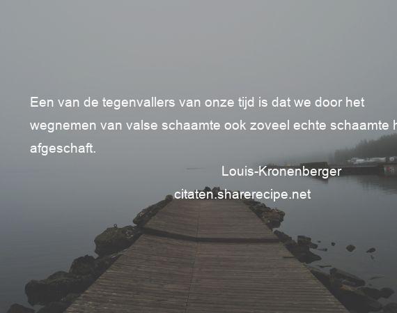 Citaten Tijd Net : Louis kronenberger citaten aforismen citeert de grote