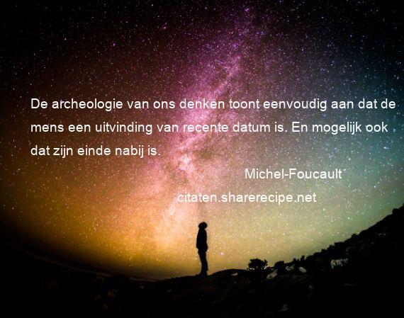 Boek Citaten En Aforismen : Michel foucault citaten aforismen citeert de grote
