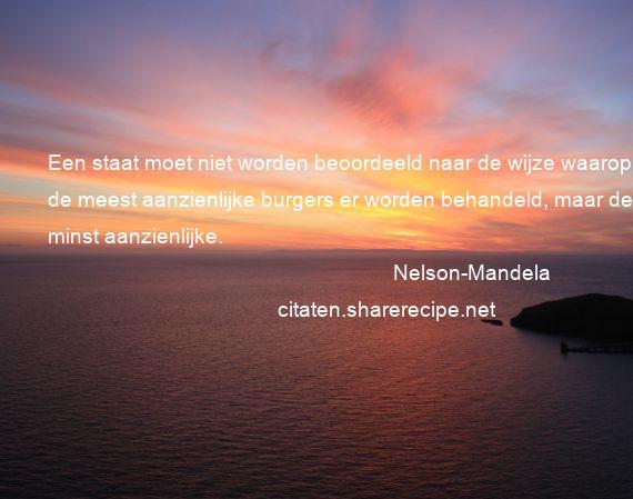 Citaten Democratie Englisch : Nelson mandela citaten aforismen citeert de grote