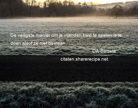 Citaten Over Spelen : Oa battista citaten aforismen citeert de grote gedachten