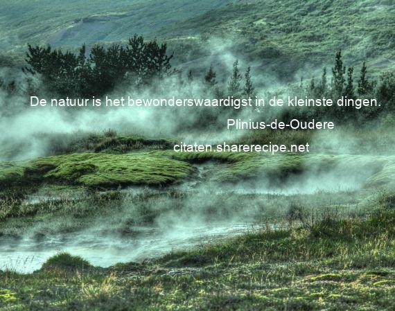 Citaten Natuur : Plinius de oudere citaten aforismen citeert grote