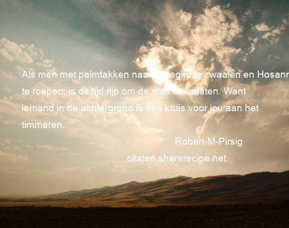Citaten Tijd Net : Robert m pirsig citaten aforismen citeert de grote