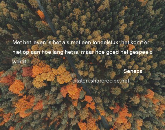 Citaten Van Seneca : Citaten seneca gigi van de dag roger hodenius
