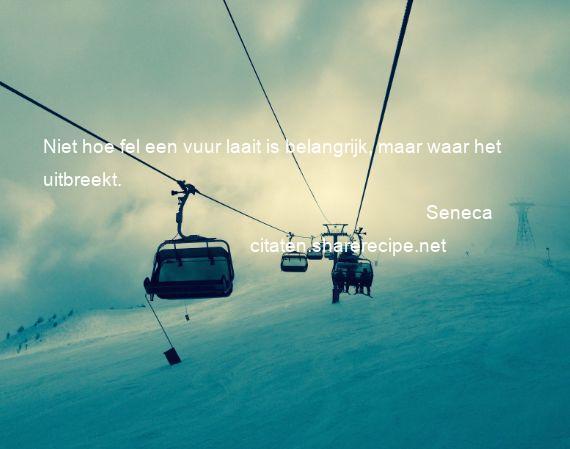 Citaten Seneca : Seneca citaten aforismen citeert de grote gedachten