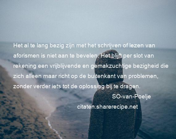 Citaten Schrijven Nederlands : Citaten over lot aforismen citeert de grote