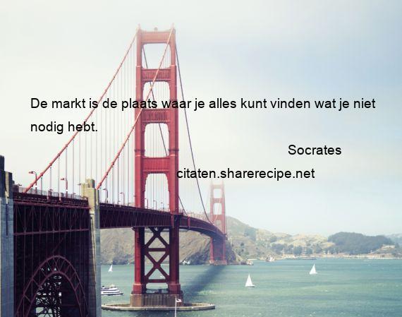 Citaten Socrates : Socrates citaten aforismen citeert de grote gedachten